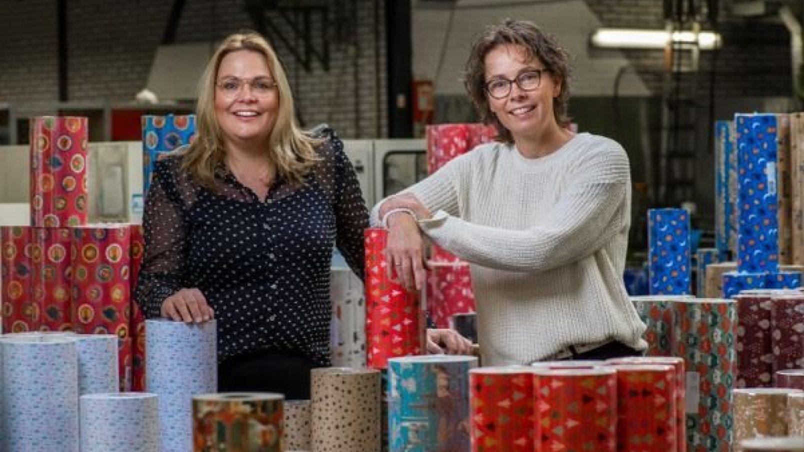 Kaleidoscope Gift-Wrap en Keijzer Papier bundelen de krachten